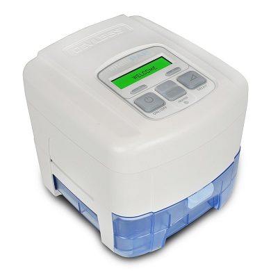 DeVilbiss IntelliPAP Bilevel S with Heated Humidifier