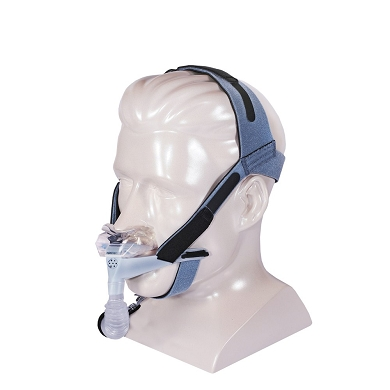Respironics OptiLife CPAP Mask, Headgear and Cradle Cushions