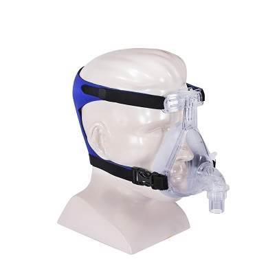 Tiara Full Advantage Full Face CPAP Mask and Headgear
