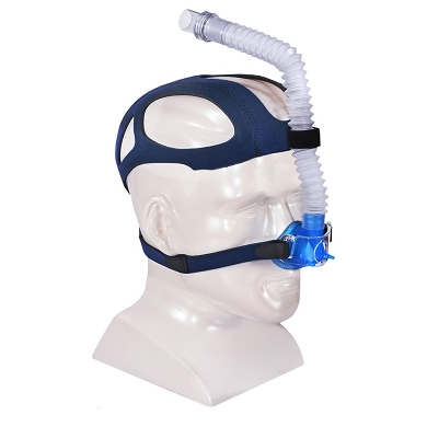 SleepNet MiniMe Pediatric Nasal CPAP Mask & Headgear