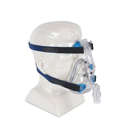 SleepNet Mojo Gel Full Face CPAP Mask & Headgear