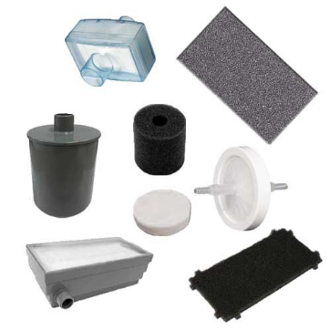Concentrator Filters