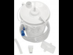 Collection Bottle Kit, 800cc Cup with Tubing, Elbow with Integrated Filter, Float Ball, and Lid - Each