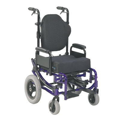 Invacare Spree 3G Pediatric Tilt-in-Space Wheelchair Durable Pediatric