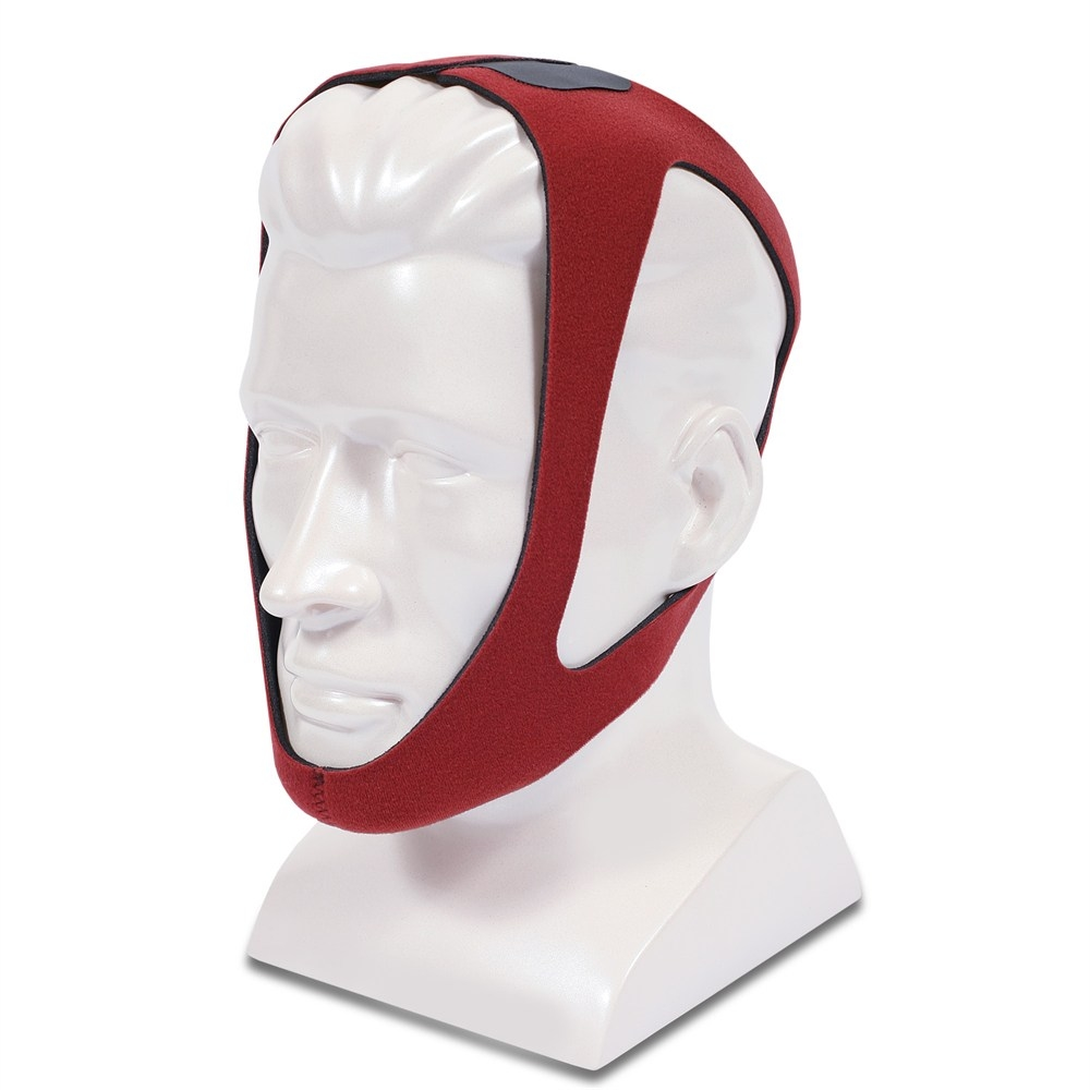 Chin Strap - PureSom Ruby Topaz Extra Large Adjustable