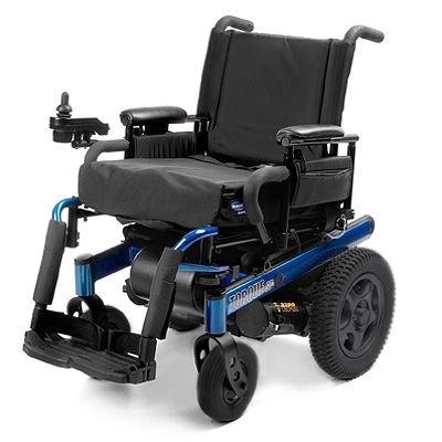 Invacare Storm Series 3G Torque SP Power Wheelchair - Rehab Seat