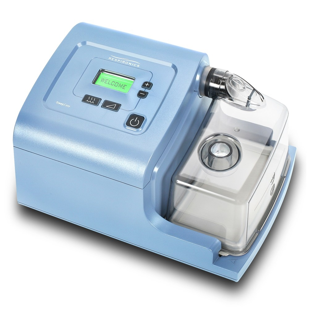 Respironics SleepEasy CPAP Machine and Humidifier