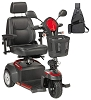Drive Ventura Power Mobility Scooter, 3 Wheel, 20