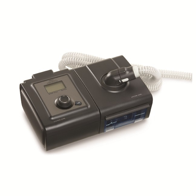 PR System One REMstar BiPAP Pro and Humidifier