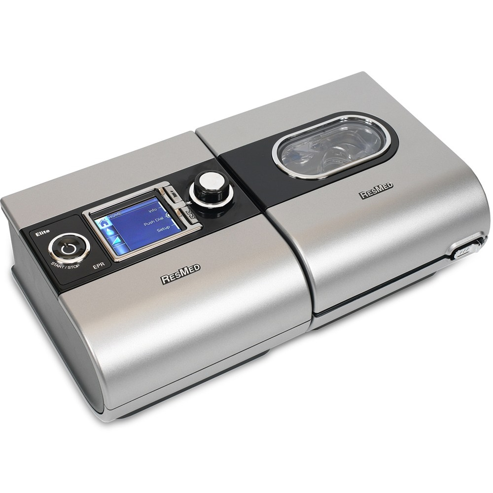 ResMed S9 Elite™ CPAP w/H5i™ Humidifier