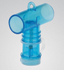 AirLife Valved Tee Adapter