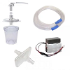 Universal Suction Machine Tubing and Filter Replacement Kit - Each