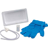 Argyle Suction Catheter Trays with Chimney Valve & Sterile Water