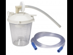 Universal Suction Machine Tubing Canister and Filter Replacement Kit - Each