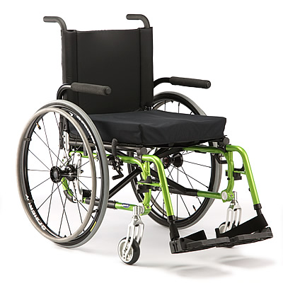 Invacare ProSPIN X4 Ultralight Manual Wheelchair